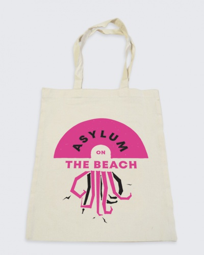 2 x Colour Printed Tote Example