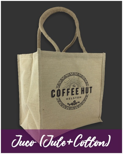 Juco Bags | Jute & Cotton Mix